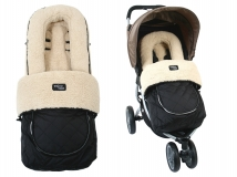 Конверт Valco Baby Deluxe Footmuff fleece
